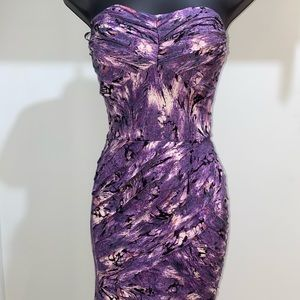 Abstract GUESS mini dress